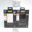 Pin dự phòng Pisen Easy Power 6 (QC 3.0, PD 3.0) 10.000 mAh